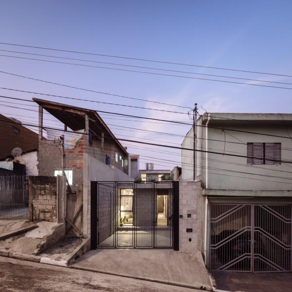 Casa Vila Matilde, São Paulo, Brasil. Terra e Tuma Arquitetos Associados.